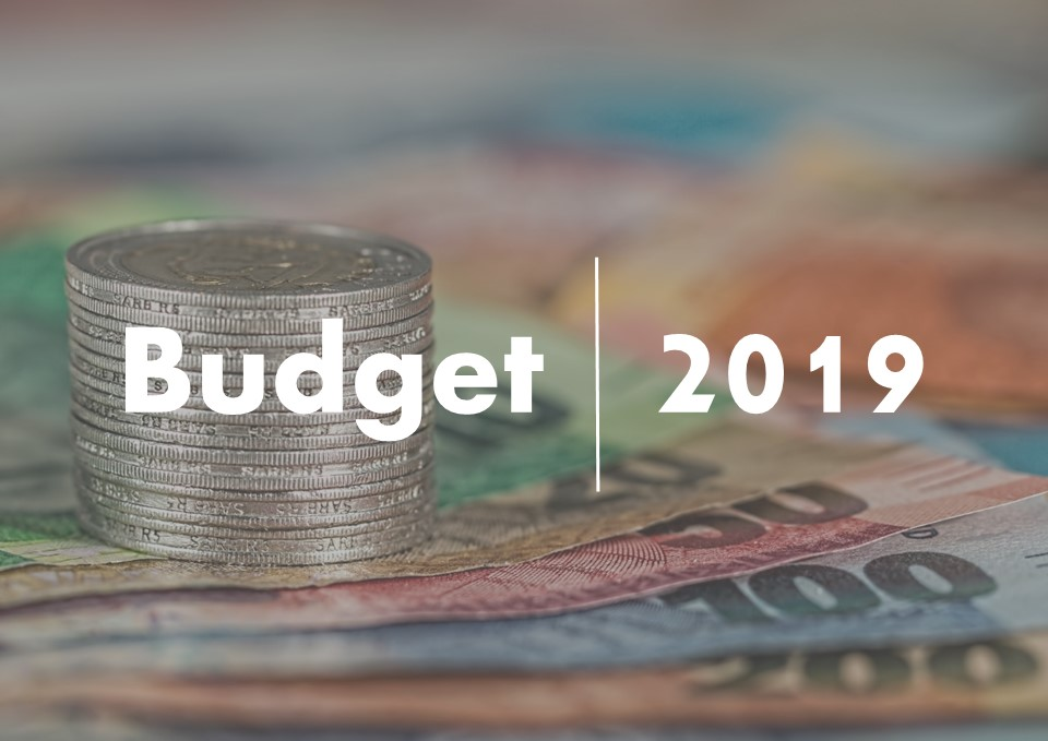 South Africa Budget 2019